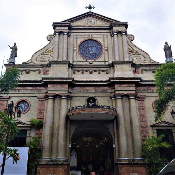 Kirche in Dumaguete City