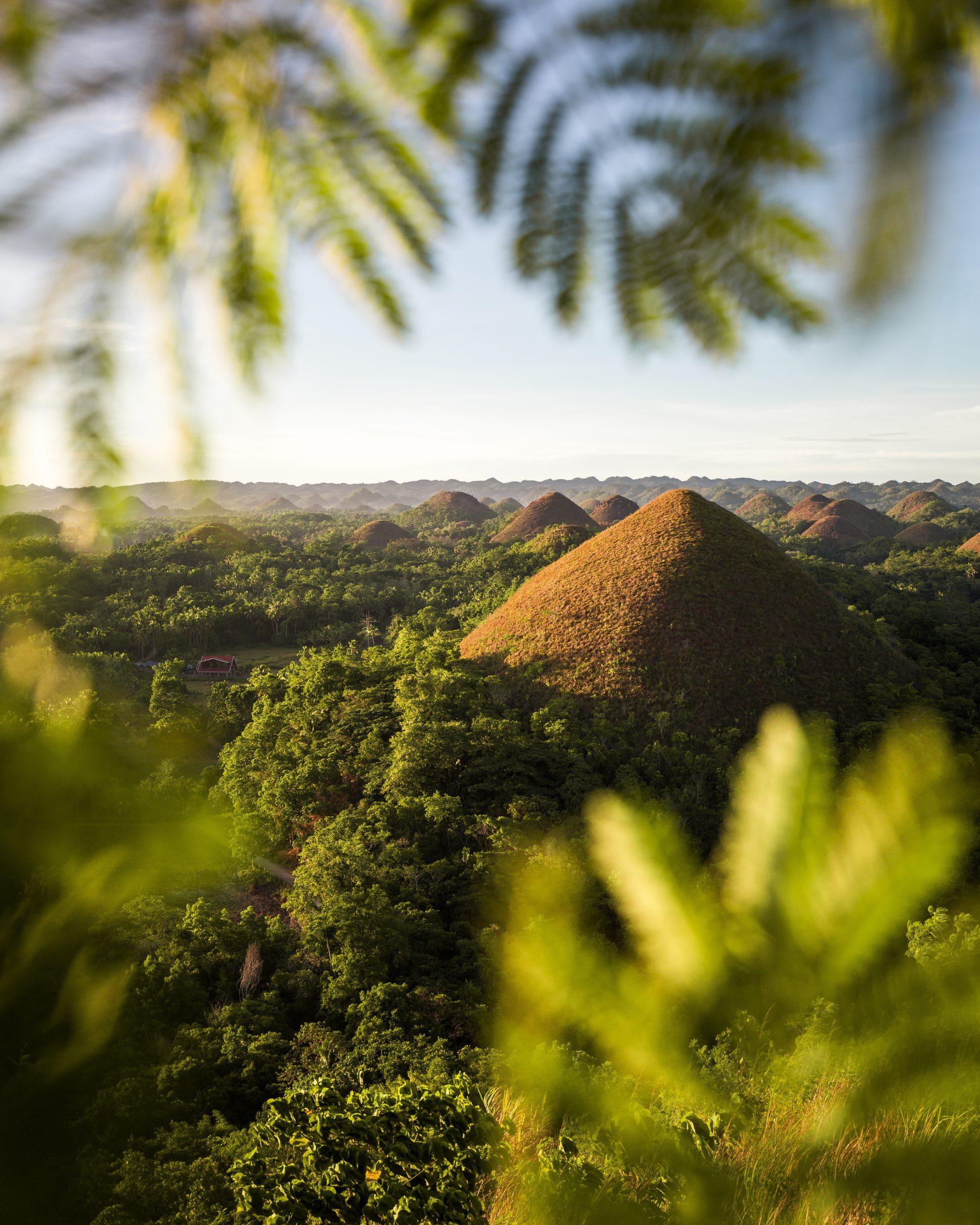 Bohol Chocolate Hills -DOT ©Jacob Riglins