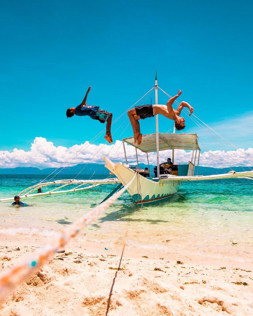 Die Banca Boote von den Philippinen - Philippine Department of Tourism ©Jacob Riglin