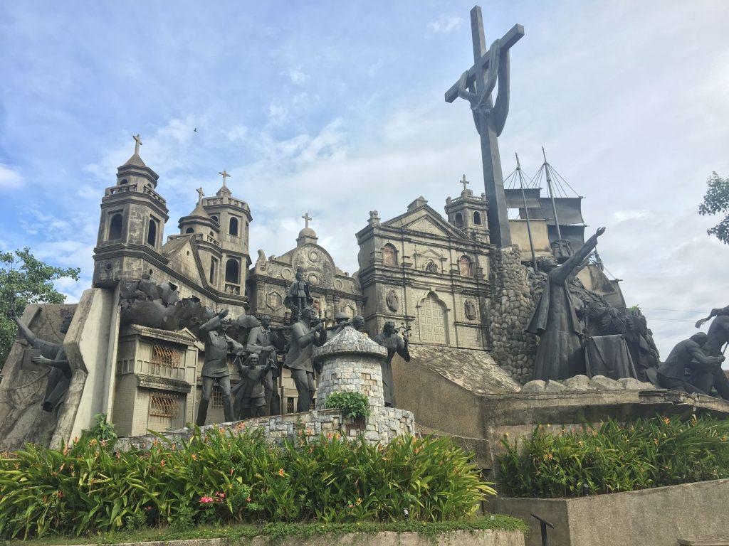 Denkmal Cebu Heritage Monument Cebu City