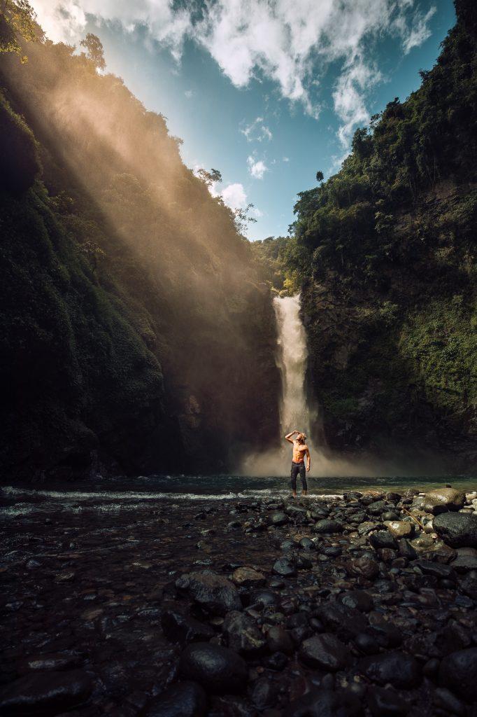 Tappiya Wasserfall bei den Reisfeldern von Batad ©Philippine Department of Tourism