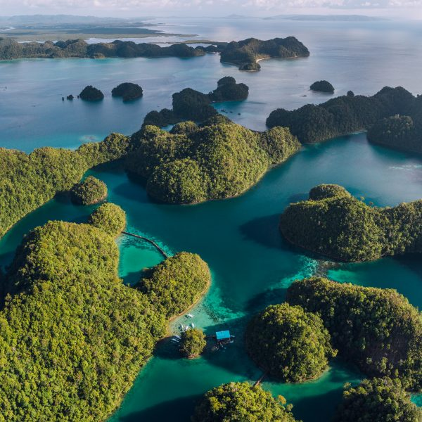 Inseln vom Sohoton Nationalpark bei Siargao ©Philippine Department of Tourism