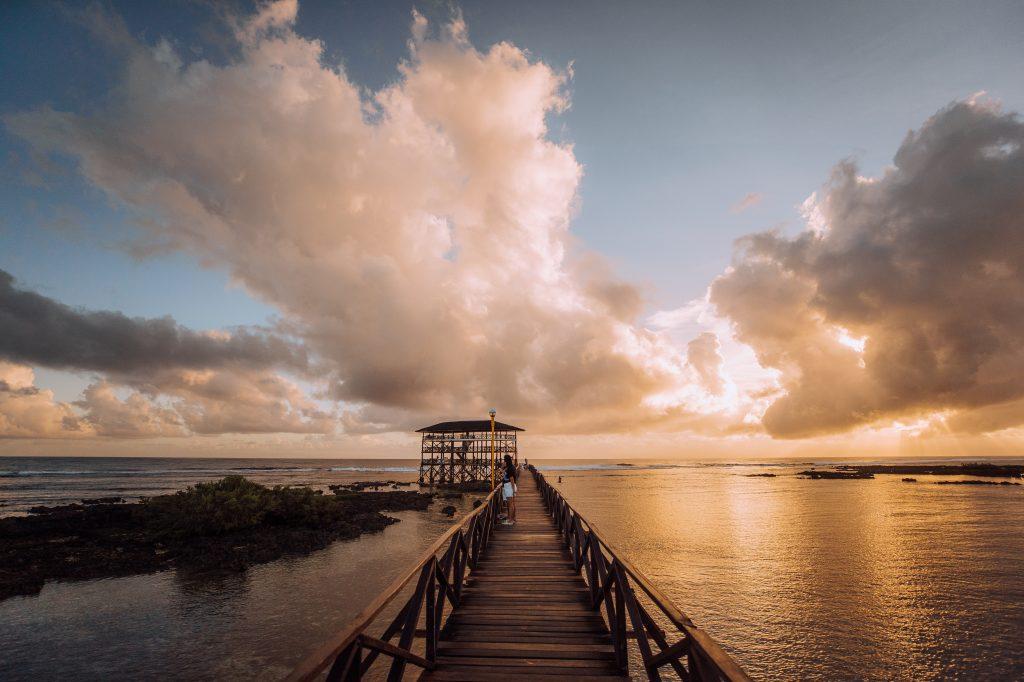 Cloud 9 in Siargao © Philippine Department of Tourism