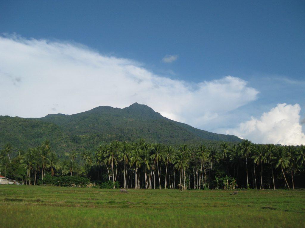 Vulkan auf Camiguin Island