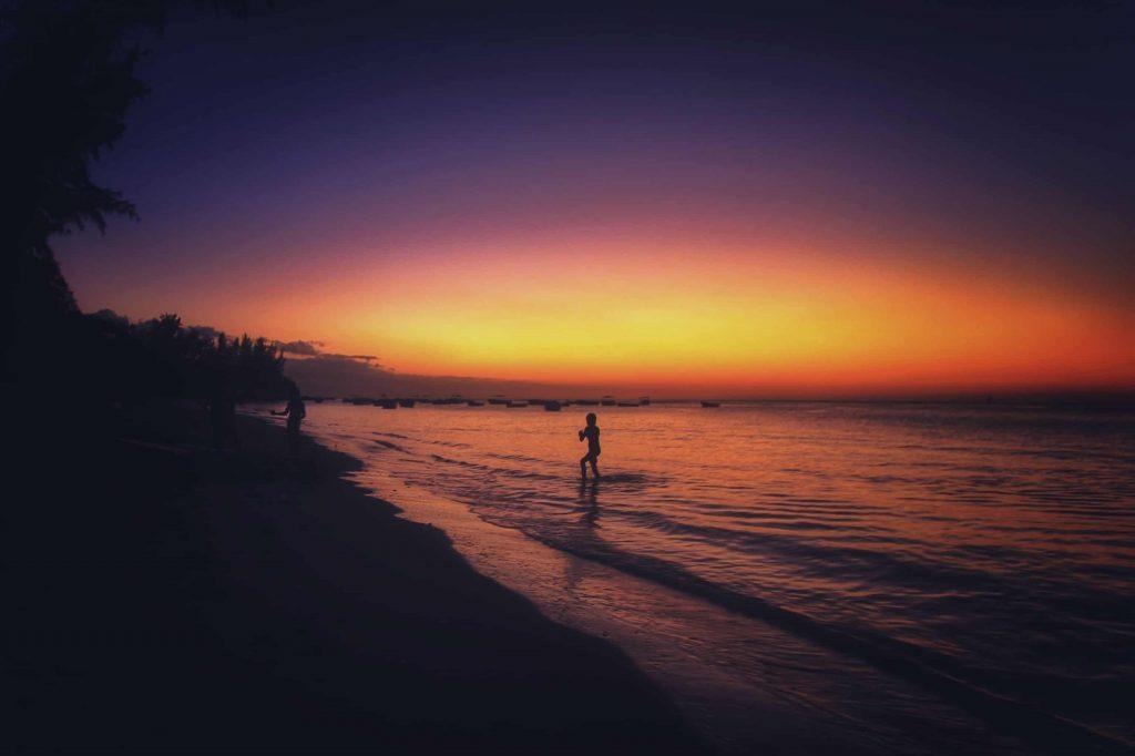 Schöne Sonnenuntergänge garantiert