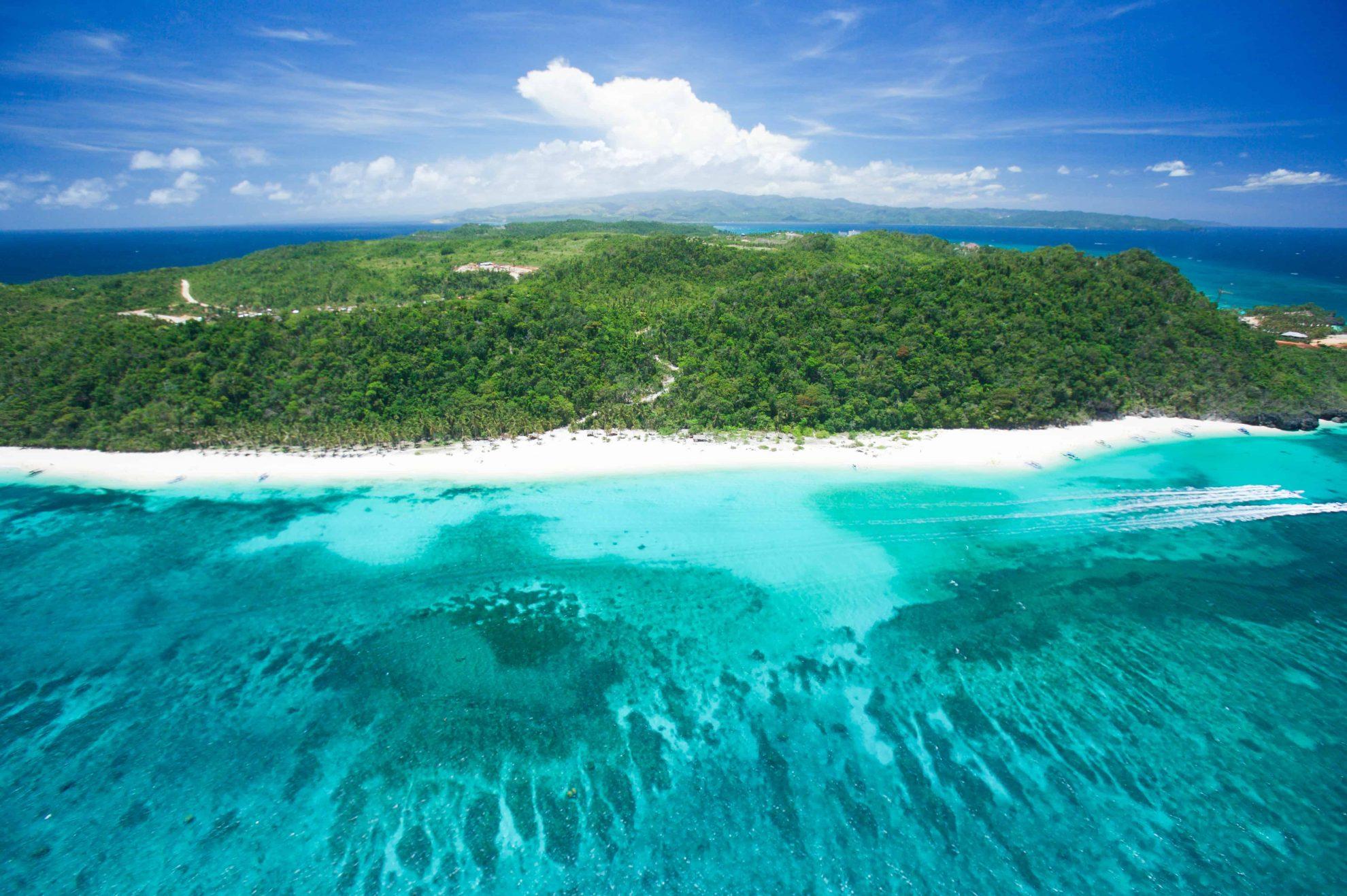 Boracay-Visayas-Luftaufnahme-David Hettich