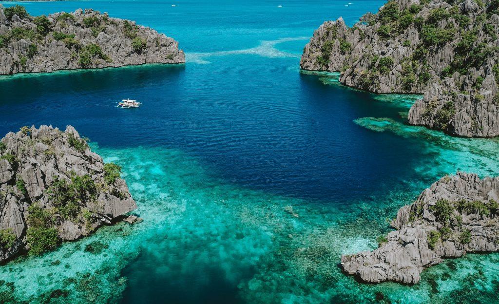 Klare Lagunen in Palawan ©john-hernandez via Unsplash