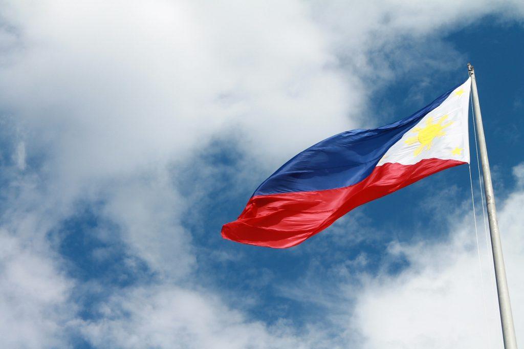 Flagge der Philippinen und Bedeutung